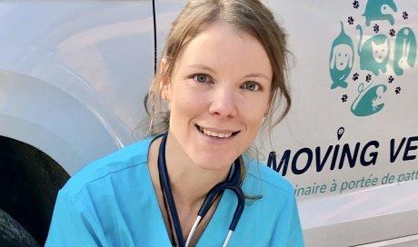 Le parcours de Dr Anne-Sophie CAPPIO, vétérinaire Dijon